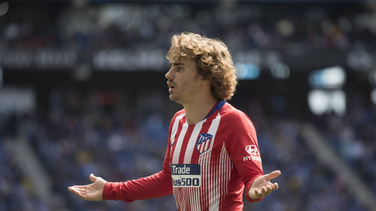 Griezmann Willing To Take Paycut To Join Barcelona Reports