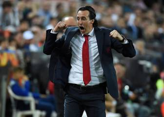 Emery proud of Arsenal commitment and character