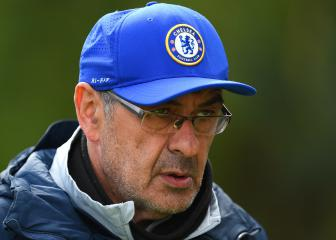 Sarri not happy about US jaunt before Europa League final