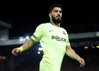 Luis Suárez, out for 4-6 weeks, will miss Copa del Rey final