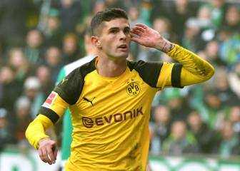 Christian Pulisic to say goodbye to Dortmund after five years