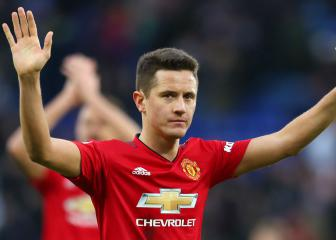 Herrera confirms United departure amid PSG links