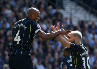 Liverpool didn't deserve to lose title epic, says City's Kompany