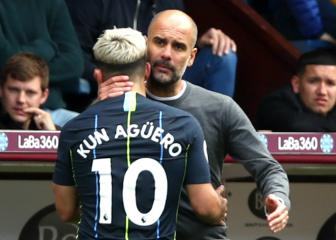 Agüero desperate for City Champions League glory