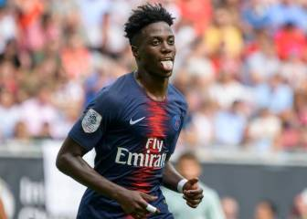 PSG willing to listen to offers for striker Timothy Weah