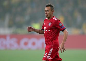 Rafinha to join Robben and Ribery in Bayern exit