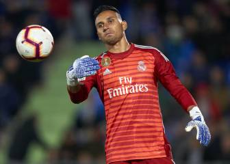 Keylor Navas expecting Madrid to facilitate his summer exit