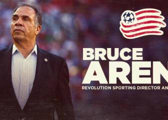 Bruce Arena returns to MLS as New England Revolution director and coach