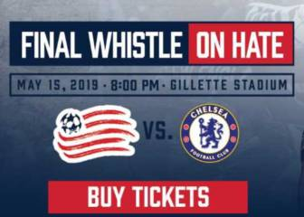 New England vs Chelsea: how and where to watch
