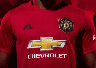 c9cca9a4eb0 Man United launch new season kit