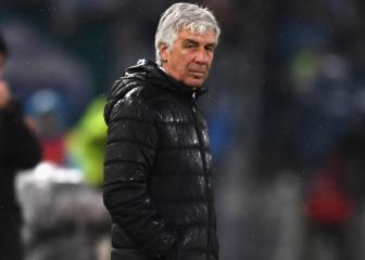 Coppa Italia referee decided final, rages Atalanta boss Gasperini