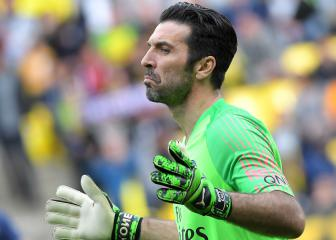 Gianluigi Buffon offered contract extension by PSG