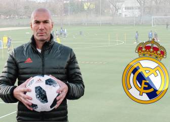 Zidane selects Montreal as Madrid 19/20 pre-season base