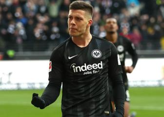 Jovic would be more deadly at Real Madrid, warns Magath