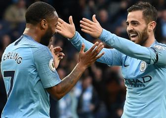 City signing Silva was Sterling's 'turning point'