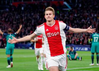 De Ligt still interested in Man United move