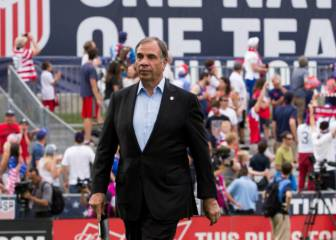 Bruce Arena faces a huge task with New England Revs