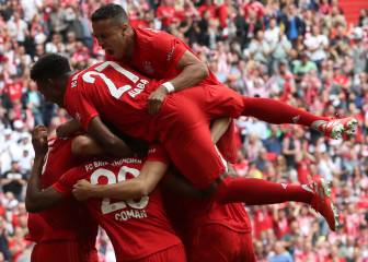 Bayern Munich Bundesliga champions after final day win