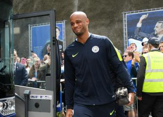 Kompany appointed as Anderlecht player-manager