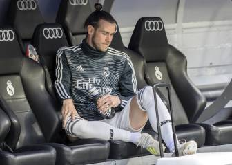 Zidane's refusal to hand Bale a farewell reflects badly on Real
