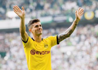 Christian Pulisic leaves Dortmund and sets his mind on Chelsea