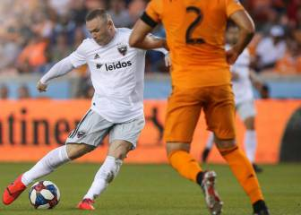 Wayne Rooney frustrated with DC United performance