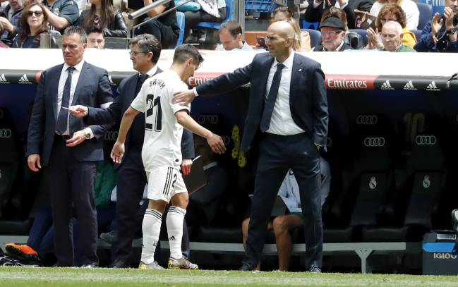 Zidane's tarnished image needing rebuilt.