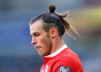 Bale named in Wales training squad amid Madrid exit talk