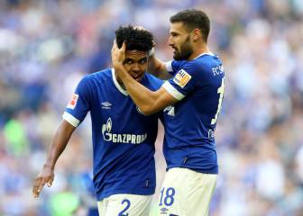 Weston McKennie, the American Sami Khedira?