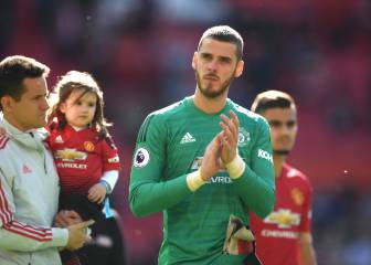 De Gea rejects Man Utd offer amid PSG interest - reports