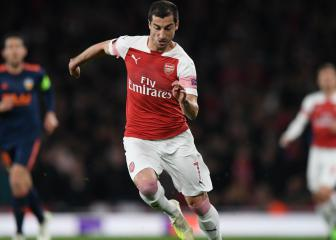 Arsenal want to win Europa League for Mkhitaryan - Mustafi