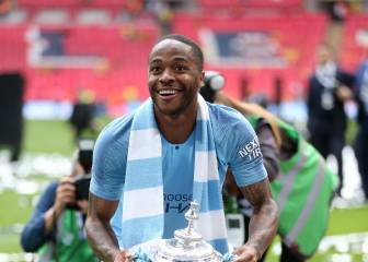 Raheem Sterling hints at a future in the MLS