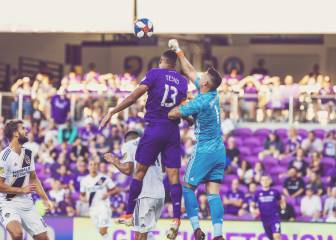 Galaxy breaks its losing streak with a win over Orlando