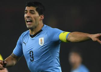 Tabárez confident Suárez will be fit for Copa America