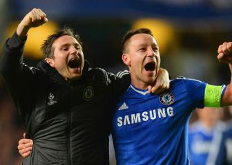 Terry will manage Chelsea before Lampard, says Wise