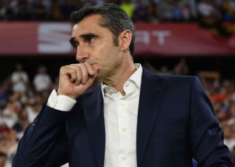 Valverde vows to fight on at Barcelona