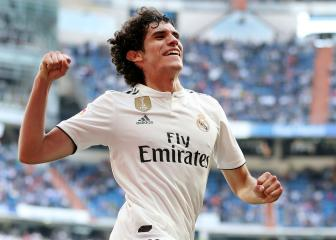 Vallejo hopeful of gaining Zidane's approval