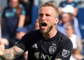Sporting KC's Johnny Russell named MLS Player of the week