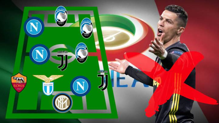 73032787c No room for Cristiano Ronaldo in Opta s ideal Serie A XI