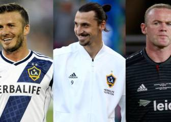 The 10 most famous players to have played in MLS