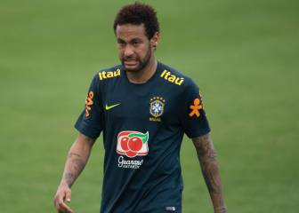 Neymar stripped of Brazil captaincy after fan fracas