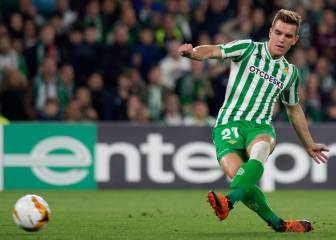 Spurs make bid for Real Betis midfelder Lo Celso - reports