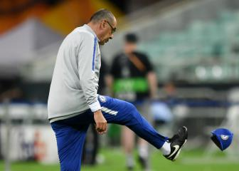 Sarri blows top and storms out of Chelsea training session
