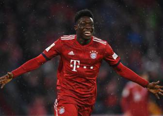 Bayern president expects great things from Alphonso Davies