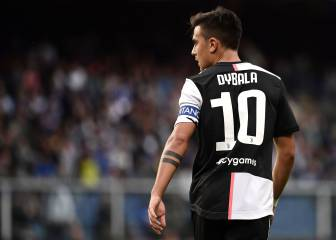 Juventus want to sell Dybala to buy Lazio's Milinkovic-Savic