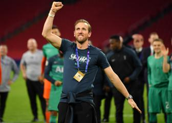 Kane, Winks in Tottenham squad for Champions League final