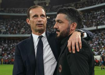 Serie A's coaching carousel - who next for Inter, Juventus, Milan and Roma?