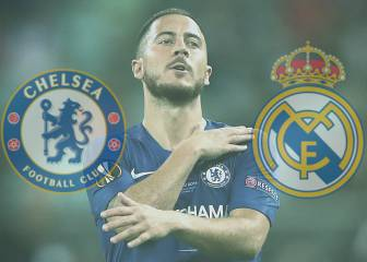Hazard: Chelsea play hardball and delay Real Madrid plans