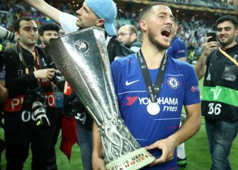 Eden Hazard would 'kill it' at Real Madrid, says Fabregas