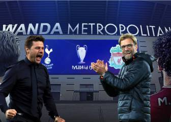 Spurs or Liverpool? Klopp or Pochettino? Spain decides